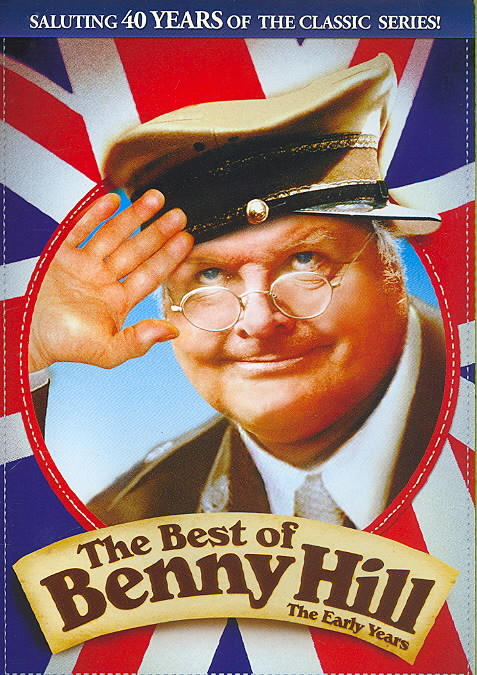 BEST OF BENNY HILL BY BENNY HILL SHOW (DVD)