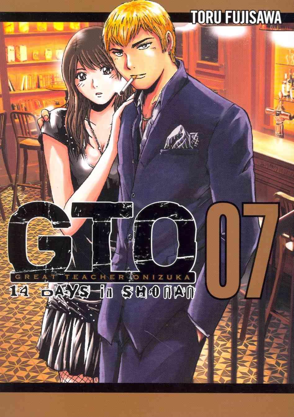 Gto: 14 Days in Shonan 7 By Fujisawa, Tohru